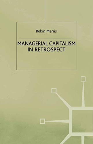 9780312215781: Managerial Capitalism in Retrospect