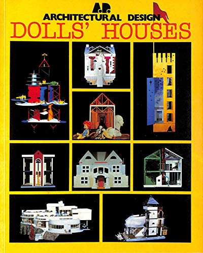 9780312216252: Dolls' Houses (Architectural design profile)