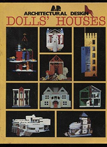 9780312216252: Dolls' Houses (Architectural design profile)