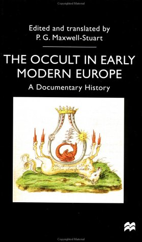 9780312217525: The Occult in Early Modern Europe: A Documentary History (Documents in History)
