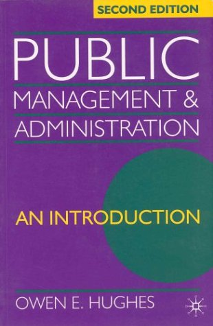 9780312217761: Public Management and Administration: An Introduction