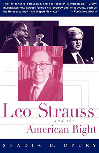 9780312217839: Leo Strauss and the American Right