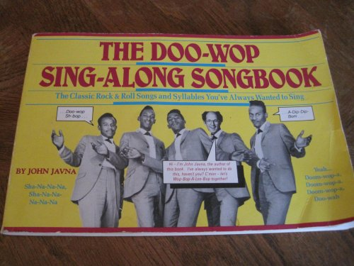 9780312217846: The Doo-Wop Sing-Along Songbook