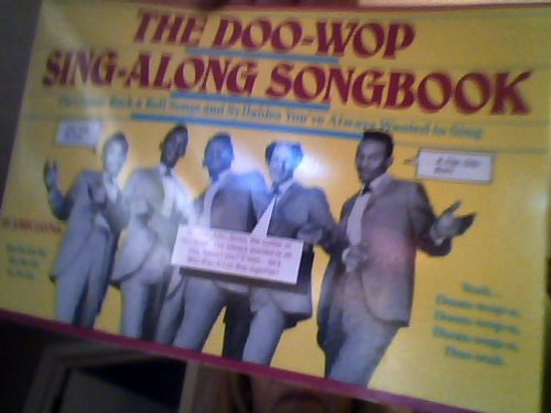 9780312217853: The Doo-Wop Sing-Along Songbook