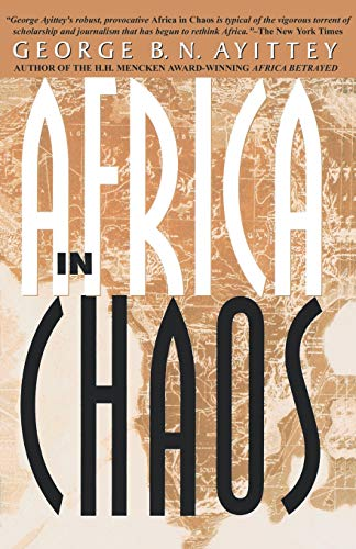 9780312217877: Africa in Chaos