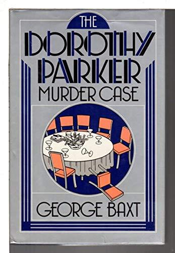 9780312217914: The Dorothy Parker Murder Case