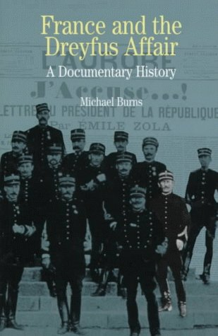 9780312218133: France and the Dreyfus Affair: A Documentary History (The Bedford Series in History and Culture)