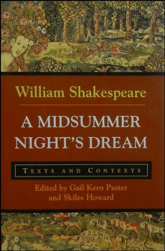 9780312218225: A Midsummer Night's Dream: Texts and Contexts (Bedford Shakespeare)
