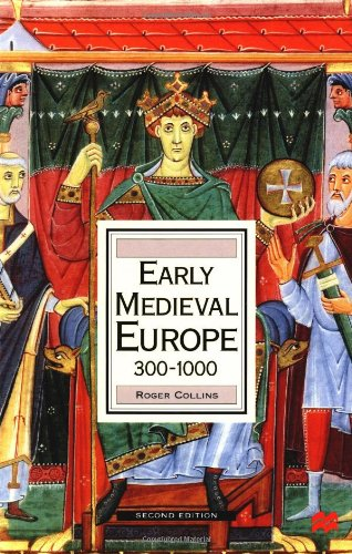 9780312218867: Early Medieval Europe, 300-1000, Second Edition (History of Europe)