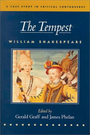 9780312219185: The Tempest (A Case Study in Critical Controversy)