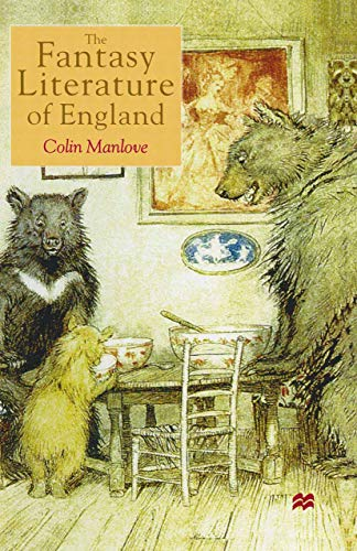 9780312219871: The Fantasy Literature of England