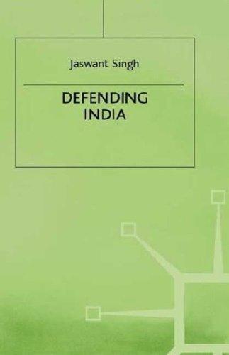 Defending India: Jaswant Singh