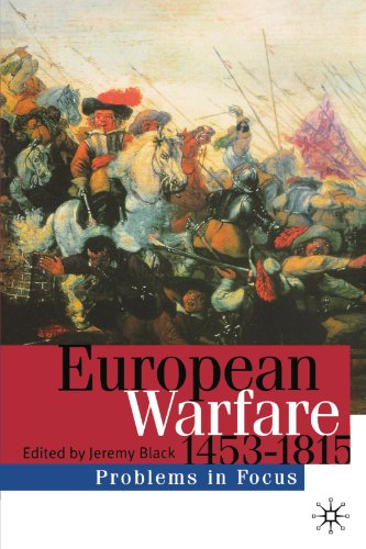 9780312221188: European Warfare, 1453-1815