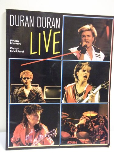 9780312222444: Duran Duran Live