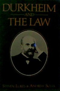 9780312222659: Durkheim and the Law