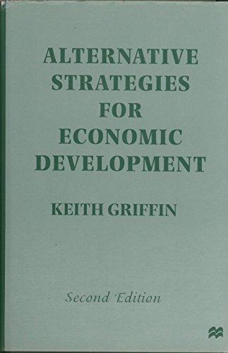 9780312223397: Alternative Strategies for Economic Development