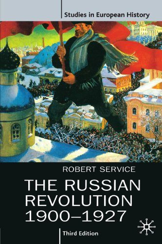 9780312223618: The Russian Revolution, 1900-1927, Third Edition (Studies in European History)