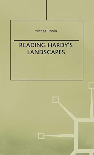 9780312224035: Reading Hardy's Landscapes