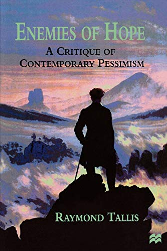 9780312224172: Enemies of Hope: A Critique of Contemporary Pessimism