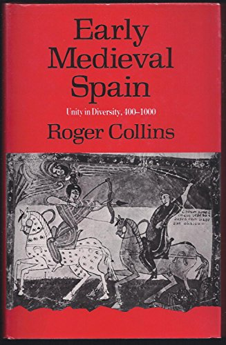 9780312224646: Early Medieval Spain: Unity in Diversity, 400-1000
