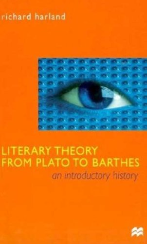9780312224813: Literary Theory From Plato To Barthes: An Introductory History