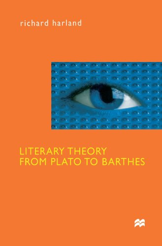 9780312224820: Literary Theory From Plato To Barthes: An Introductory History