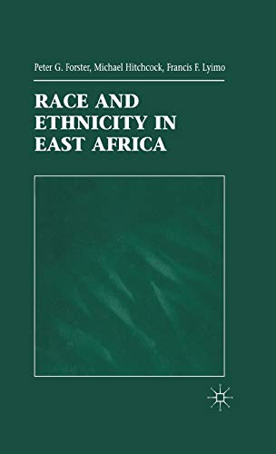 9780312226077: Race and Ethnicity in East Africa