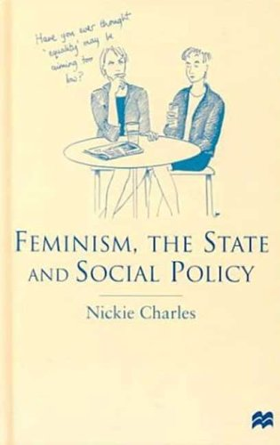 9780312226756: Feminism, the State and Social Policy