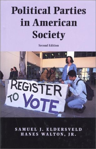 9780312226886: Political Parties in American Society