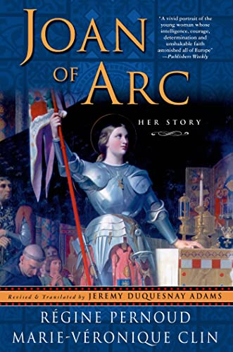 9780312227302: Joan of Arc: Her Story