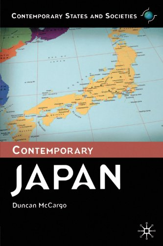 9780312227425: Contemporary Japan (Contemporary States and Societies)