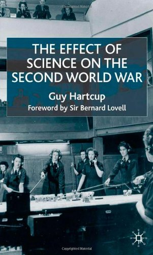 9780312228330: The Effect of Science on the Second World War