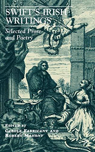 Swift's Irish Writings: Selected Prose and Poetry: Palgrave Macmillan