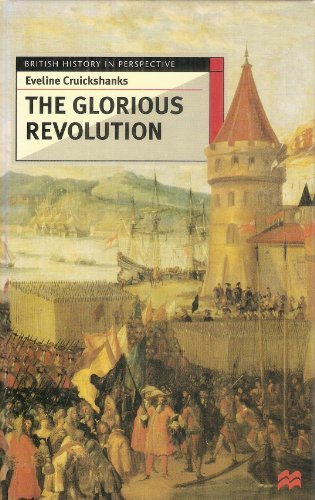 9780312230081: The Glorious Revolution (British History in Perspective)