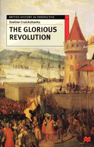 9780312230098: The Glorious Revolution (British History in Perspective (Paperback St. Martins))
