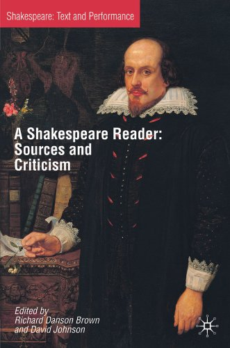9780312230401: A Shakespeare Reader: Sources and Criticism (Shakespeare : Text and Performance)