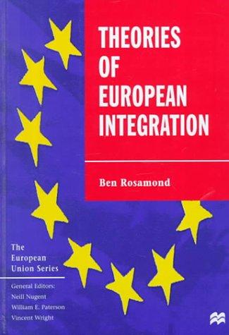 9780312231194: Theories of European Integration (European Union)
