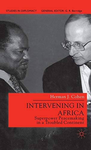 9780312232214: Intervening in Africa: Superpower Peacemaking in a Troubled Continent (Studies in Diplomacy)