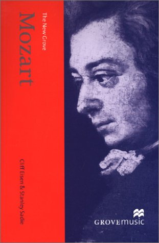 9780312233259: The New Grove Mozart (Grove Music)