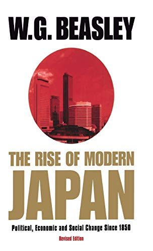 9780312233730: The Rise of Modern Japan, 3rd Edition: Political, Economic, and Social Change since 1850