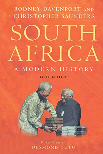 9780312233761: South Africa: A Modern History