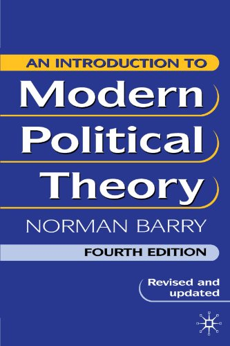 9780312235161: An Introduction To Modern Political Theory, 4th Edition