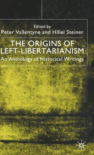 9780312235918: The Origins of Left-Libertarianism: An Anthology of Historical Writings