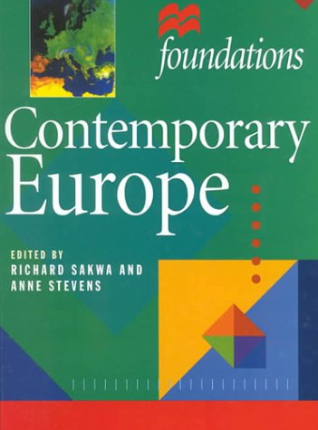 9780312236151: Contemporary Europe (Foundations (St. Martin's Press).)