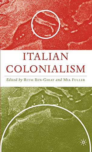 9780312236496: Italian Colonialism (Italian and Italian American Studies)