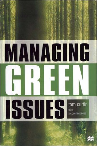 9780312237165: Managing Green Issues
