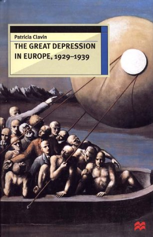 9780312237349: The Great Depression in Europe, 1929-1939 (European History in Perspective)