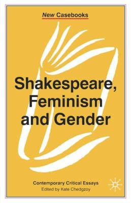 9780312237424: Shakespeare, Feminism, and Gender (Contemporary Critical Essays)