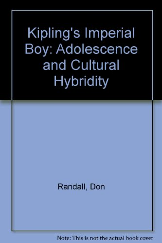 9780312237875: Kipling's Imperial Boy: Adolescence and Cultural Hybridity