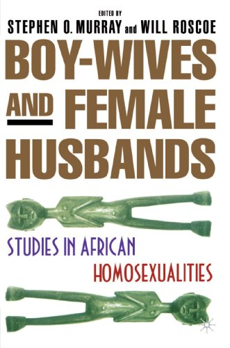 9780312238292: Boy-Wives and Female-Husbands: Studies in African-American Homosexualities: Studies of African Homosexualities